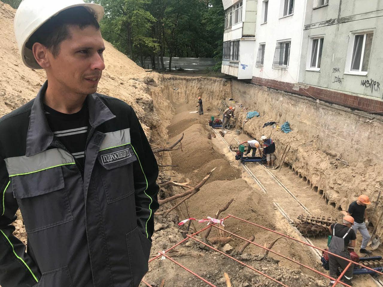 ООО ЗО Гидроспецстрой - Выравнивание жилого дома